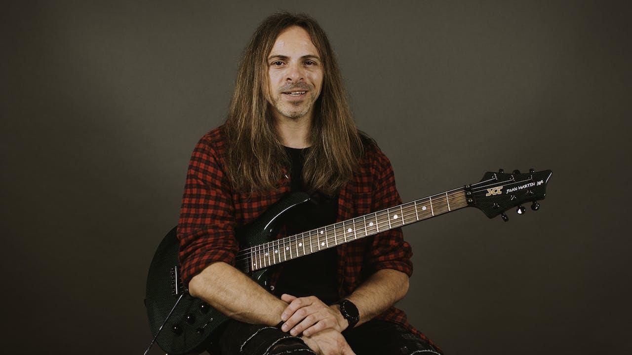 Guitarra Metal - Introducción al Tapping