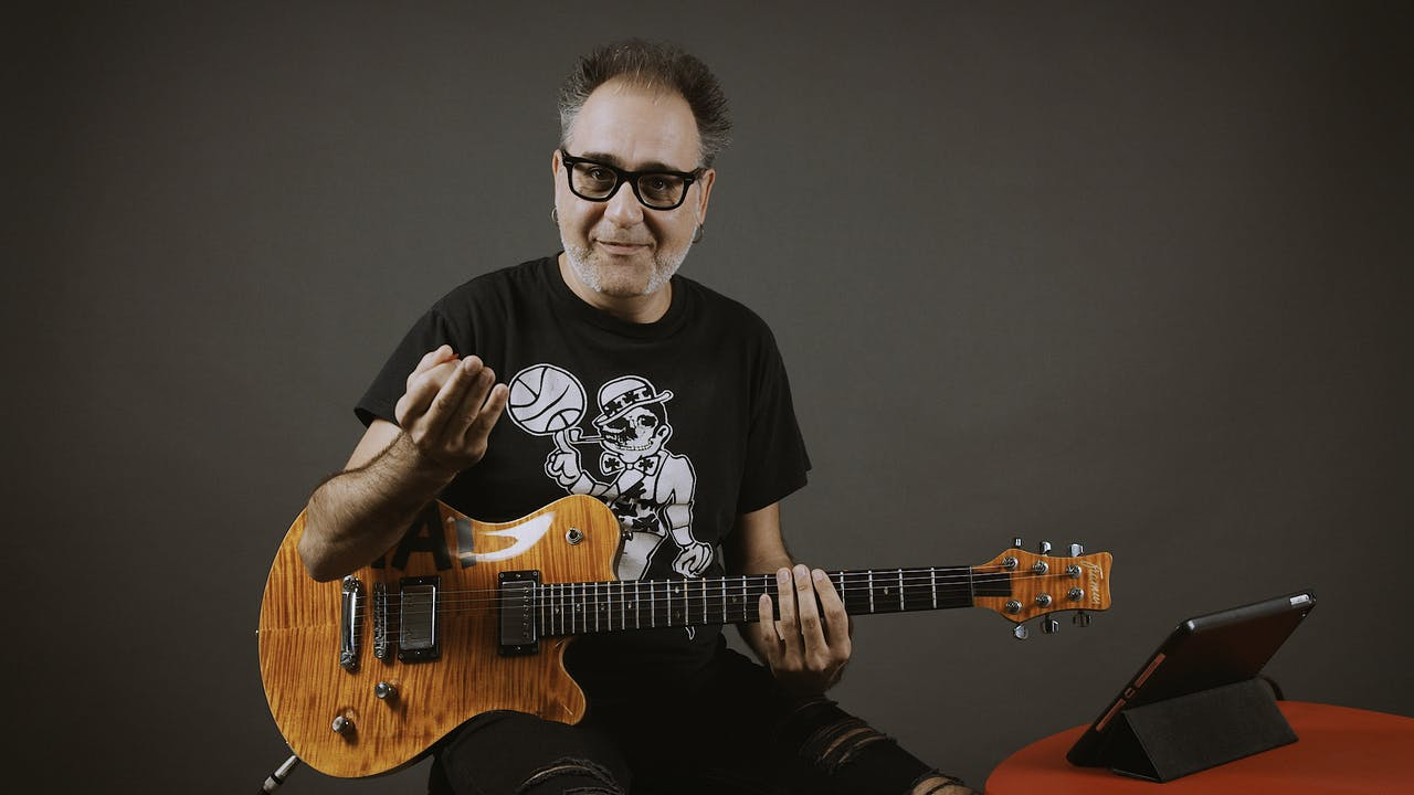 Guitarra Solista 2 - Secuencias: notas salteadas